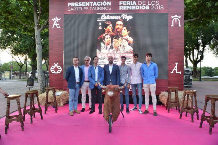Colmenar viejo feria de los remedios 2018 carteles lascosasdeltoro - Empresas colmenar viejo ...
