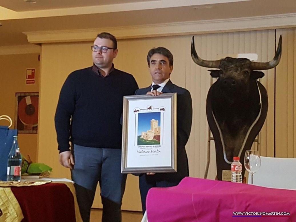 Emotivo homenaje a victorino mart n andr s en medina del - Spa en medina del campo ...